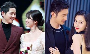 4 cặp Hoa - Hàn bị nghi đã ly hôn