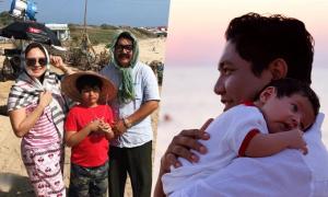 Kinh nghiệm giúp Thanh Thuý đưa con một tháng tuổi đi đảo Phú Quý