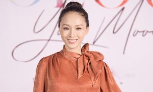 Trương Hồ Phương Nga bất ngờ xuất hiện tại sự kiện ở Hà Nội