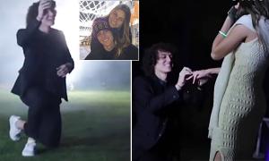 David Luiz cầu hôn bạn gái nha sĩ