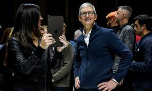 Bước ngoặt lịch sử của Apple đêm nay