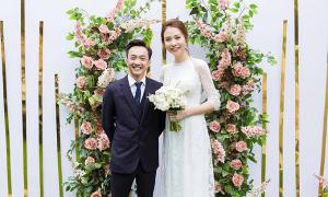 Cuộc sống mật ngọt sau đính hôn của Đàm Thu Trang - Cường Đô La