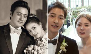 Những cặp sao hàng đầu Hàn Quốc nên duyên với nhau