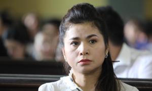 Bà Lê Hoàng Diệp Thảo còn gì sau phiên tòa ly hôn?