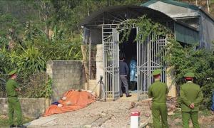 Vụ sát hại cô gái giao gà ở Điện Biên có thêm bị can