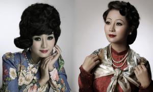 Khánh Hiền tái hiện hình ảnh phụ nữ Việt Nam thập niên 60