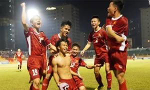 'Tiểu Công Phượng' giúp Việt Nam hạ Thái Lan, vô địch giải U19 quốc tế