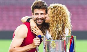 Pique so sánh thắng Real như sex với Shakira