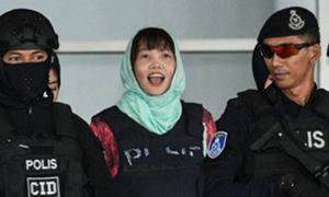 Đoàn Thị Hương thoát tội giết người, được tự do vào tháng 5
