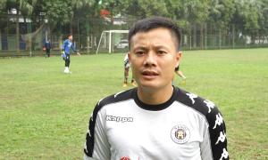 Tiền vệ Nguyễn Thành Lương chúc mừng sinh nhật Ngoisao.net