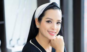 Cựu người mẫu Thúy Hằng chúc mừng Ngôi Sao tròn 15 tuổi
