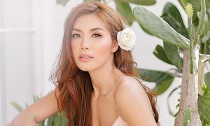Minh Tú phản ứng gay gắt vì không được công nhận Hoa hậu