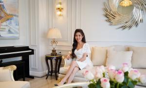 Biệt thự có nội thất dát vàng của nữ doanh nhân Tuệ Nghi
