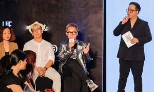 Chung Thanh Phong thay Công Trí mở màn Tuần lễ thời trang