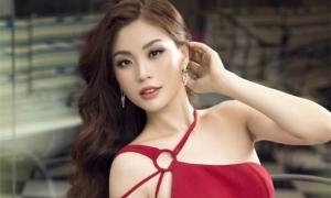 Á hậu Diễm Trang đọc Ngoisao.net mỗi sáng thức dậy