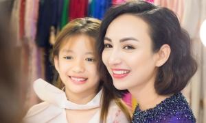 Hoa hậu Ngọc Diễm nhớ kỷ niệm hát ở event của Ngoisao.net
