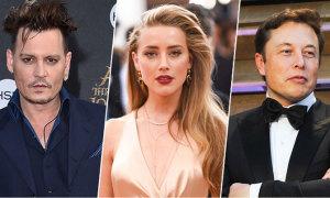 Johnny Depp đòi tỷ phú Elon Musk ra tòa đối chất việc dan díu vợ cũ