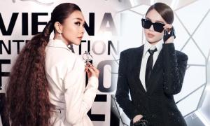 8 sao Việt mặc đẹp nhất tuần lễ thời trang