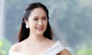 Diễn viên Thanh Thúy chúc mừng sinh nhật Ngoisao.net