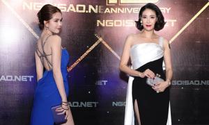 Các mỹ nhân mặc đẹp nhất tiệc sinh nhật Ngoisao.net