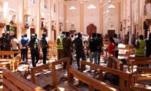 8 vụ nổ ở các nhà thờ Sri Lanka, ít nhất 150 người thiệt mạng