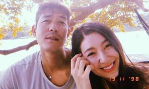 'Bông hồng lai' Thái Lan tặng xe bóng bay cho bạn trai dịp sinh nhật