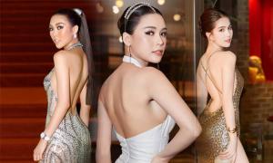 Sao Việt 'khuấy đảo' mốt váy cut-out