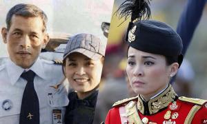 Tân hoàng hậu Thái Lan: Con đường từ tiếp viên hàng không đến tướng quân