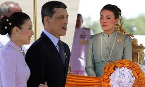 Ba cuộc hôn nhân với 7 người con của Quốc vương Thái Lan