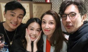 Dàn sao TVB mất trắng cát-xê vì Á hậu giật chồng