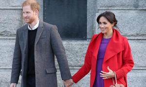 Con trai của Harry - Meghan chưa phải là hoàng tử