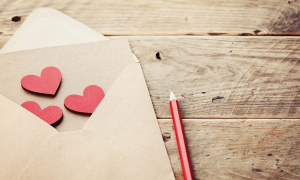 Một phút đọc: Những bức thư tình không bao giờ được đọc