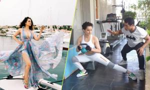 Mỹ nhân Bollywood ép 5 kg trong 10 ngày để đi dự Cannes 2019