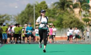 Runner bật mí kinh nghiệm chuẩn bị hành lý dự Vnexpress Marathon