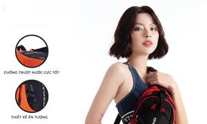 Chọn balo, túi đeo chéo cho chuyến du lịch kết hợp vận động