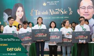 4 thí sinh giành suất thẩm mỹ miễn phí 500 triệu tại Hà Nội