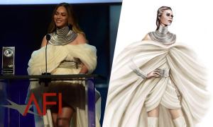 Beyonce diện trang phục Phương My