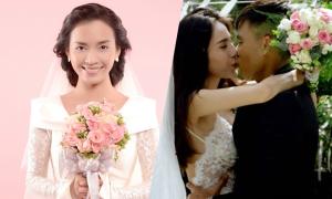Váy cưới ấn tượng trong MV ca nhạc của sao Việt