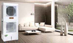Cách tiết kiệm điện khi sử dụng máy làm mát trong mùa hè