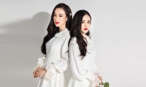 Chị em Angela Phương Trinh gợi ý mặc đẹp cùng váy mùa hè