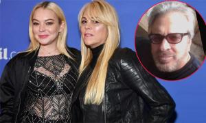 Lindsay Lohan phá hỏng mối tình qua mạng của mẹ