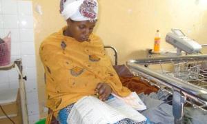 Sản phụ Ethiopia làm bài thi sau 30 phút sinh con