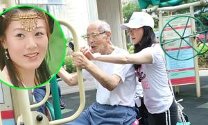 Ngọc nữ TVB ở vậy chăm bố mẹ già bệnh tật