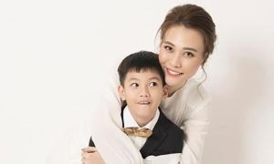 Đàm Thu Trang đăng ảnh mừng sinh nhật con trai Cường Đôla