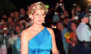 Những bộ đầm tôn đường cong của Công nương Diana