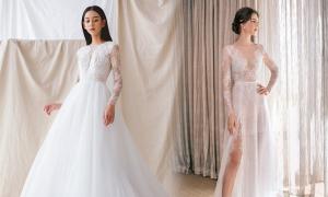 Top 10 váy cưới được yêu thích tháng 6