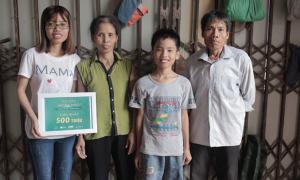 Đông Á giúp chữa lành tổn thương thể chất, tinh thần người khiếm khuyết ngoại hình