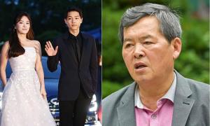 Bố Song Joong Ki tránh gặp bạn bè vì con trai ly dị