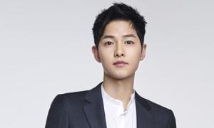 Song Joong Ki trở lại đóng phim sau ly hôn