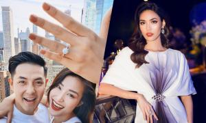 Những sao Việt được cầu hôn bằng nhẫn kim cương